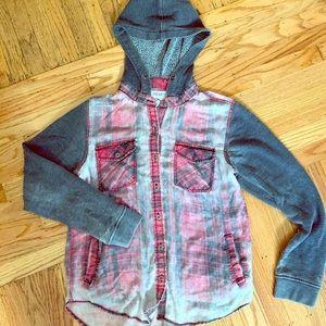 La hearts light weight jacket